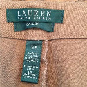 Ralph Lauren Pants - (2056) Ralph Lauren (Lauren) Pants.  Size 18W